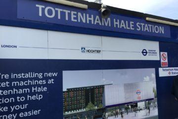 Tottenham Hale Station