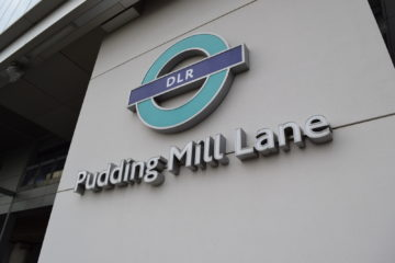 Pudding Mill Lane Station