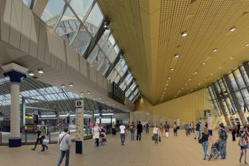 Glasgow Queen Street Station