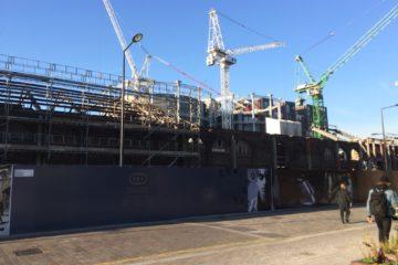 AATi Commercial secure Coal Drops Yard project in Kings Cross, London