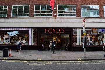 Foyles, Charing Cross