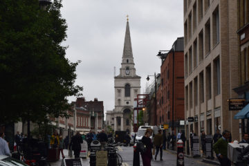 Spitalfield's Christ Church