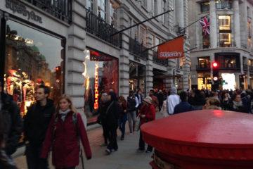 Superdry, Regent Street
