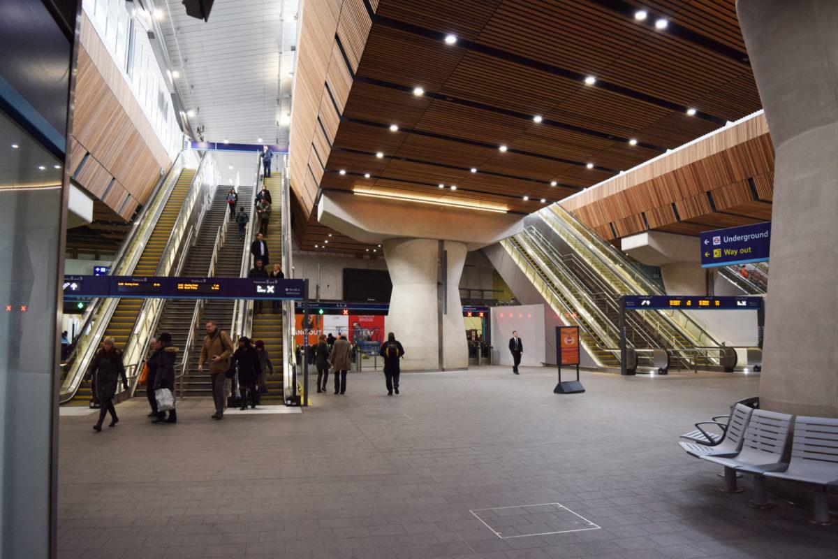 London Bridge Station | Rail | AATi